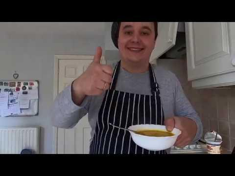 Home made quash soup recipe
